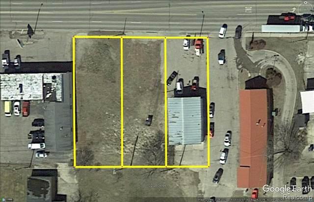 Lot#6 W Genesee Street, Lapeer, MI 48446 (MLS #2210004822) :: The John Wentworth Group