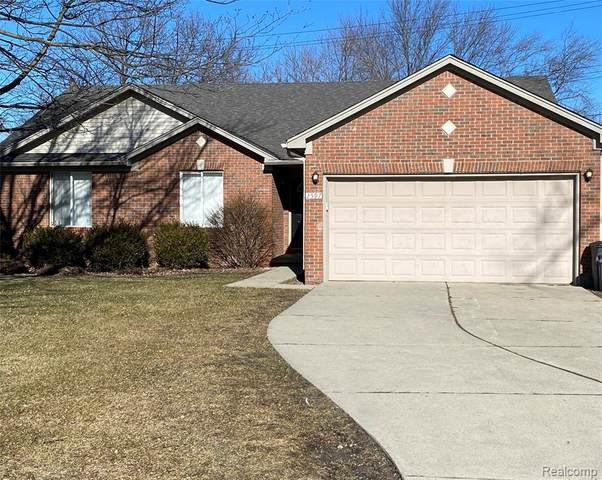 2597 E Big Beaver Road, Troy, MI 48083 (MLS #2210004915) :: The John Wentworth Group