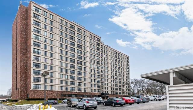 21800 Morley Ave Avenue #508, Dearborn, MI 48124 (MLS #2210005075) :: The John Wentworth Group