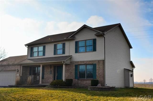 205 West Brooke Ln, Blissfield, MI 49228 (#56050032879) :: The Alex Nugent Team | Real Estate One
