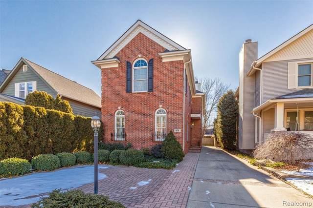 675 Wallace Street, Birmingham, MI 48009 (#2210006024) :: The Alex Nugent Team   Real Estate One