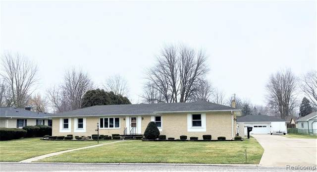 631 Northlawn Street, East China Twp, MI 48054 (MLS #2210006097) :: The Toth Team