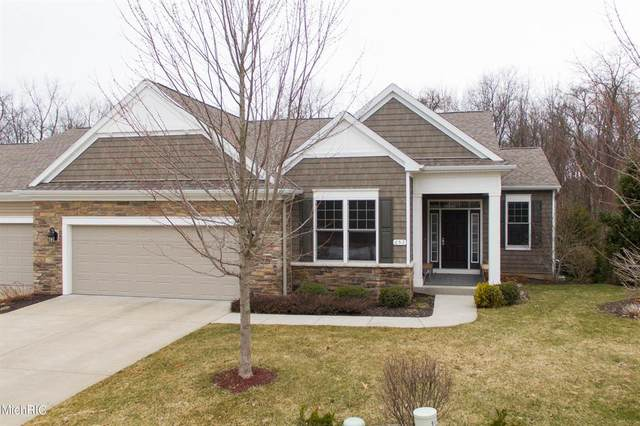 652 Wynding Oaks #13, Kalamazoo, MI 49006 (#66021002776) :: Duneske Real Estate Advisors