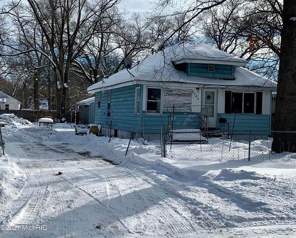2124 8th Street, Muskegon Heights, MI 49444 (#71021002958) :: GK Real Estate Team