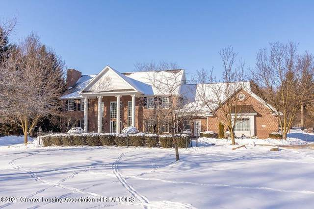13286 Hide Away Lane, Watertown Twp, MI 48820 (#630000252814) :: The Mulvihill Group