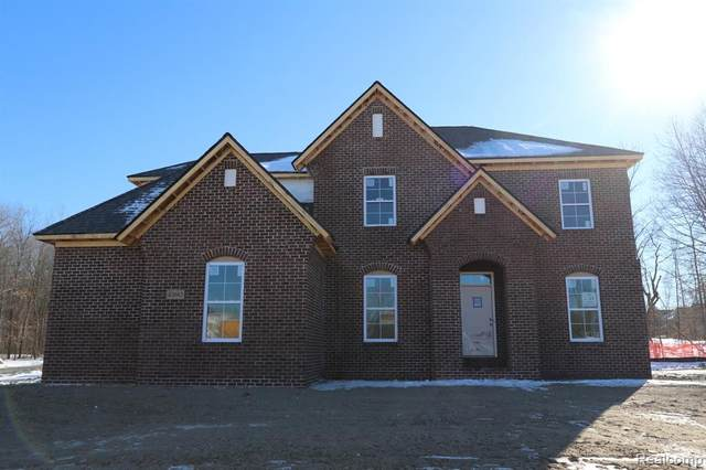 43683 Ellesmere Circle, Novi, MI 48377 (#2210007046) :: Duneske Real Estate Advisors