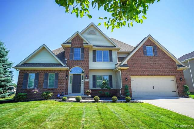 1177 Twin Lakes Dr Drive, Bedford Twp, MI 48182 (#2210007138) :: The Mulvihill Group