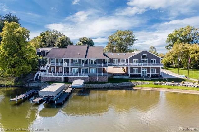 12301 Lake Point Pass, Van Buren Twp, MI 48111 (#2210007438) :: GK Real Estate Team