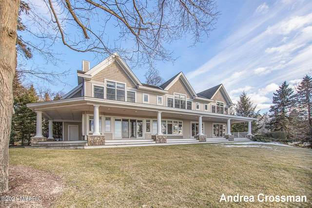 4711 N Lakeshore Drive, Park Twp, MI 49424 (#71021003490) :: The Alex Nugent Team   Real Estate One