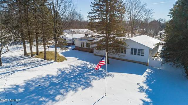 6760 Brittanywood Drive, BARRY TWP, MI 49046 (#66021003556) :: The Alex Nugent Team | Real Estate One