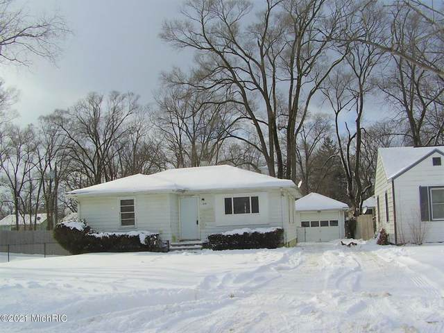 1342 Agard Avenue, BENTON TWP, MI 49022 (#69021003682) :: The Alex Nugent Team | Real Estate One