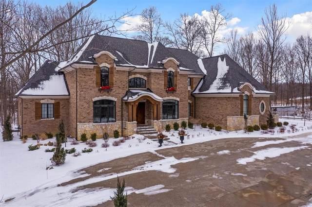 4975 Ridge Creek Lane, Ann Arbor Twp, MI 48105 (MLS #543278669) :: The John Wentworth Group