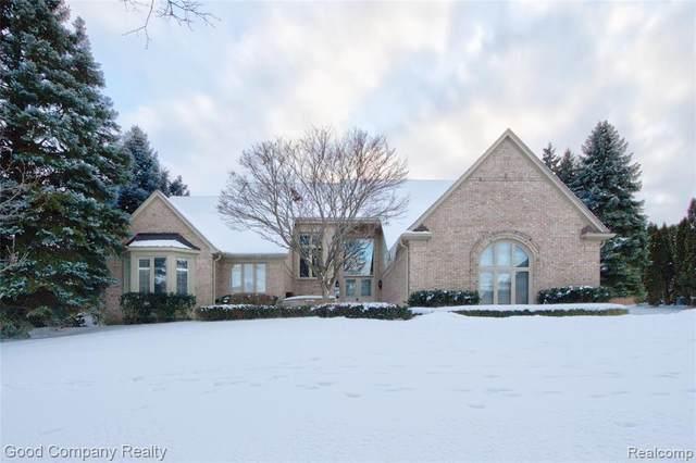 1487 Stony Creek Drive, Rochester, MI 48307 (#2210008405) :: RE/MAX Nexus