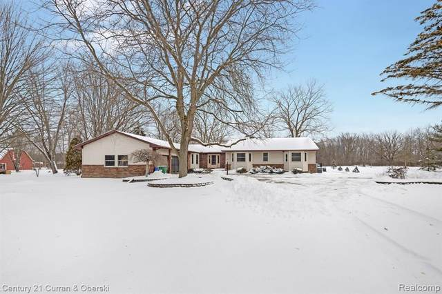 7103 Sheldon Road, Van Buren Twp, MI 48111 (#2210008650) :: GK Real Estate Team