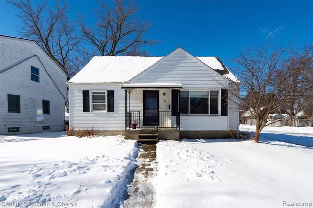 506 S Bywood Avenue, Clawson, MI 48017 (MLS #2210008730) :: The Toth Team