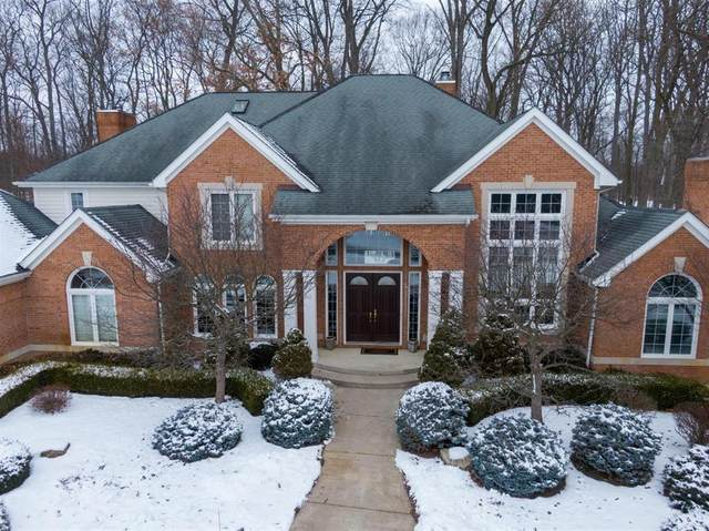 5301 Overbrook Drive, Superior Twp, MI 48105 (#543278722) :: The BK Agency