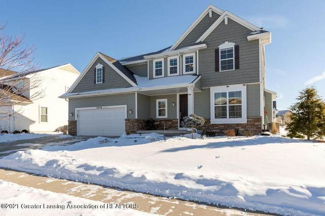 3548 Astilbe Drive, Meridian Charter Twp, MI 48864 (#630000253034) :: The Mulvihill Group