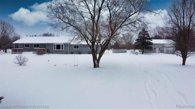 7437 S Sheridan Avenue, Gaines Twp, MI 48429 (#2210009876) :: The BK Agency