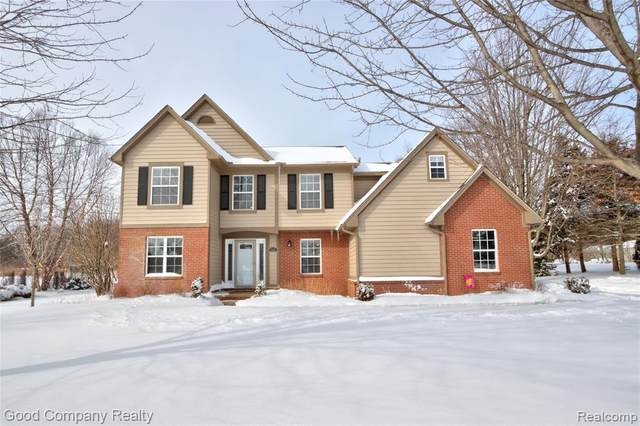 2335 Reidsview E, White Lake Twp, MI 48383 (#2210009907) :: Real Estate For A CAUSE