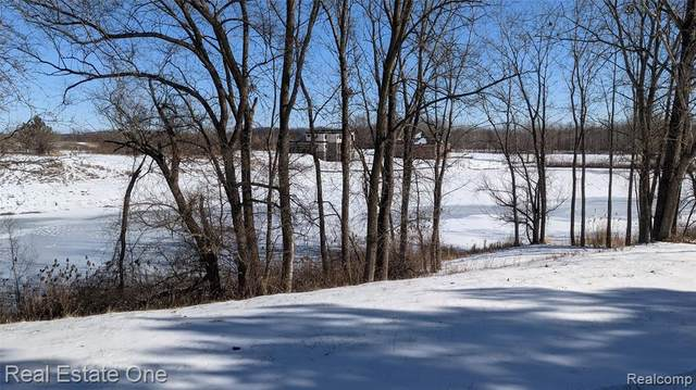 00 INWOOD/DEQUINDRE - Parcel B, Washington Twp, MI 48095 (#2210010073) :: The Merrie Johnson Team