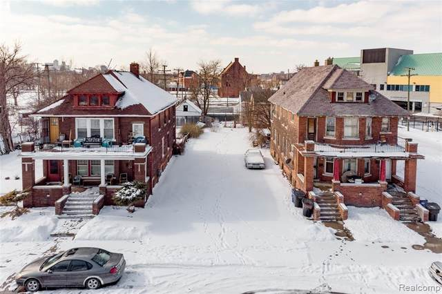 3131 Mcdougall, Detroit, MI 48207 (#2210010146) :: GK Real Estate Team