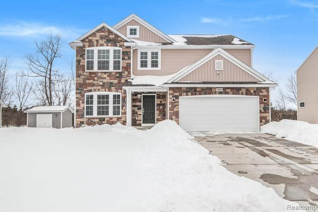 3069 Oxford Lane, Flushing, MI 48433 (MLS #2210010226) :: The Toth Team