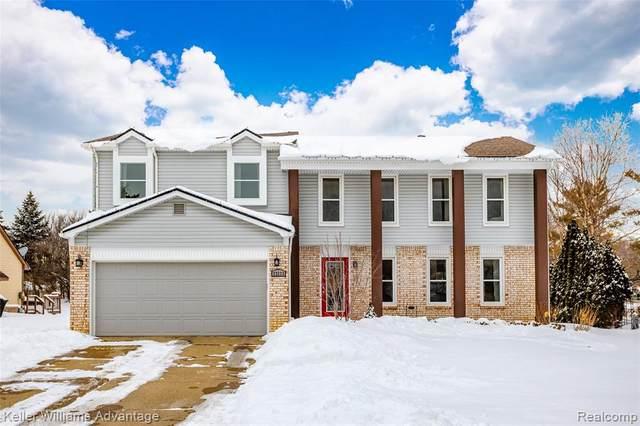 22223 Cascade Drive, Novi, MI 48375 (#2210010251) :: Duneske Real Estate Advisors