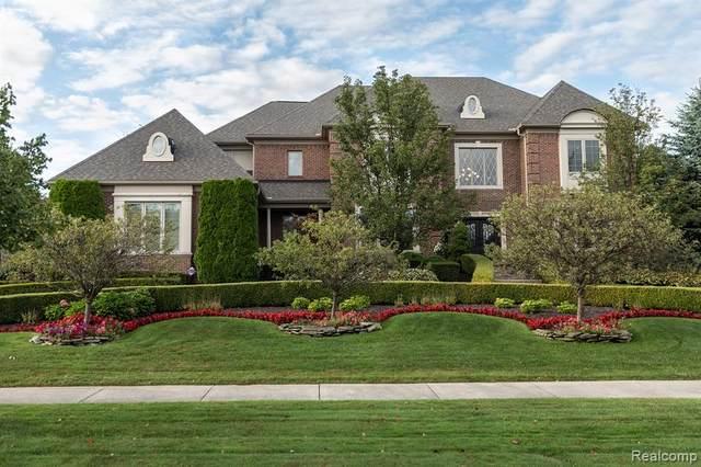 47490 Bellagio Drive, Novi, MI 48167 (#2210010299) :: Duneske Real Estate Advisors