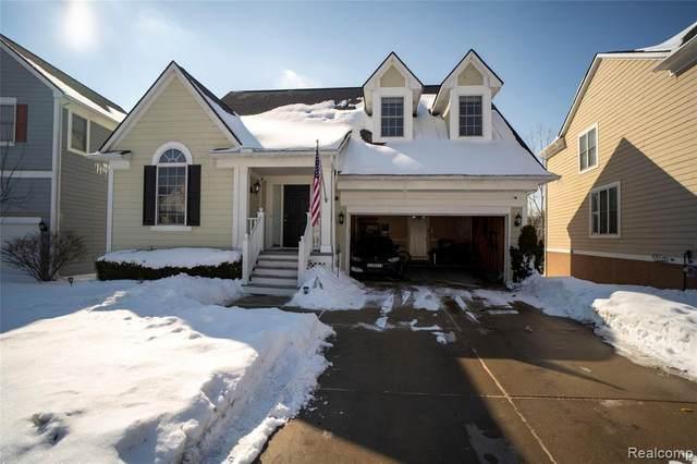 43160 Emerson Way, Novi, MI 48377 (#2210010837) :: Duneske Real Estate Advisors