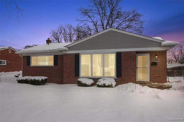 14216 Cardwell Street, Livonia, MI 48154 (#2210011165) :: The Alex Nugent Team | Real Estate One