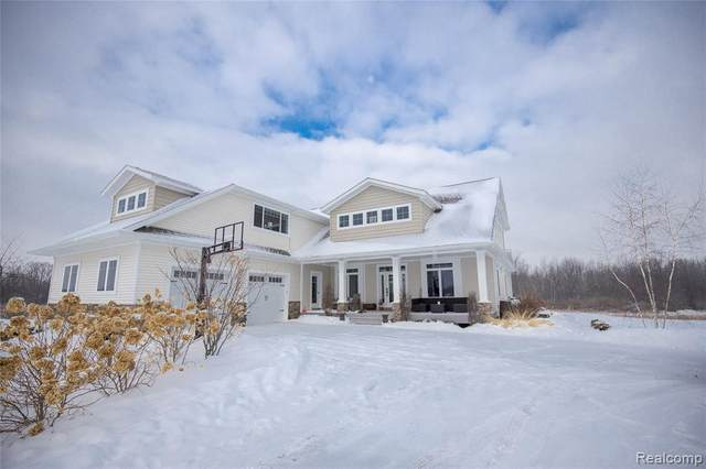 4186 Austin Court, Elba Twp, MI 48446 (#2210011626) :: The Merrie Johnson Team