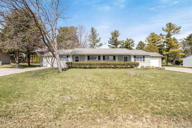1845 Sunnymede Lane, Dewitt Twp, MI 48906 (#2210011682) :: Novak & Associates