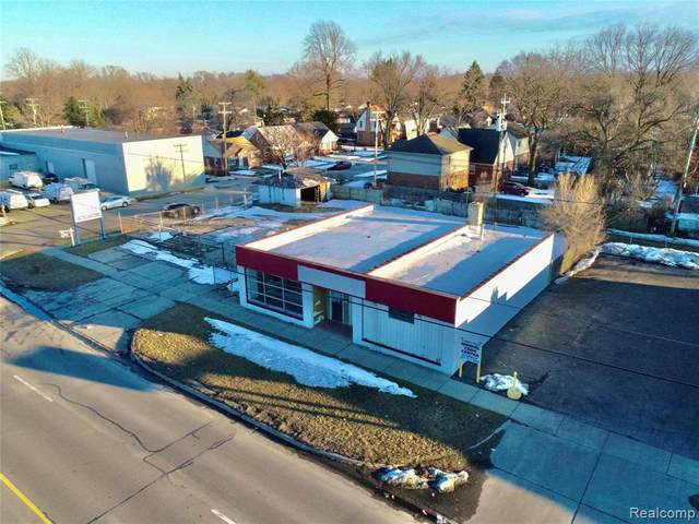 25205 Plymouth Road, Redford Twp, MI 48239 (#2210012253) :: Real Estate For A CAUSE