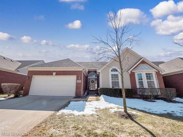 40527 Lenox Park Drive, Novi, MI 48377 (#2210012343) :: Duneske Real Estate Advisors