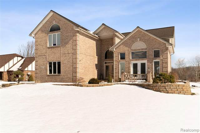 22137 Otter Road, Huron Twp, MI 48164 (#2210012425) :: Robert E Smith Realty
