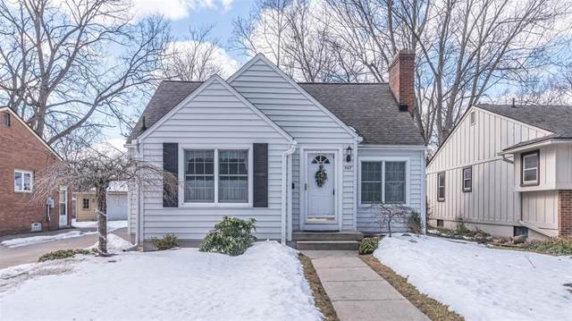 307 Hiawatha Street, Ypsilanti, MI 48197 (#543278967) :: The Merrie Johnson Team