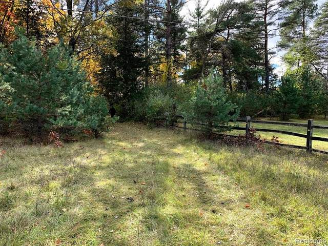 Vacant Perryville Road, Groveland Twp, MI 48462 (MLS #2210013023) :: The Toth Team