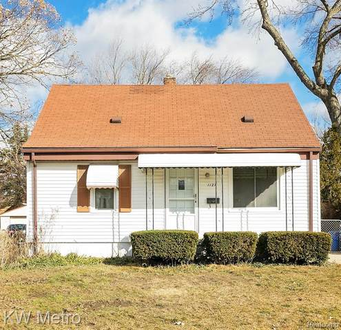 1127 Bauman Avenue, Royal Oak, MI 48073 (#2210013315) :: RE/MAX Nexus