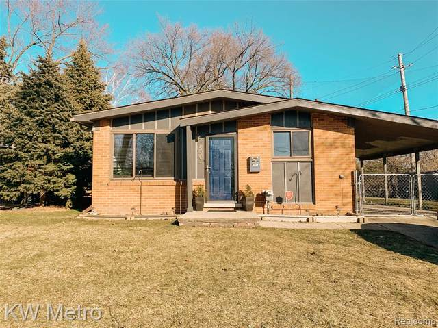 3504 Greenway Avenue, Royal Oak, MI 48073 (#2210013324) :: RE/MAX Nexus