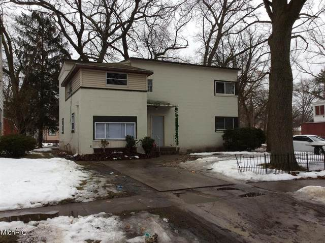 2512 Maffett Street, Muskegon Heights, MI 49444 (#71021006209) :: GK Real Estate Team