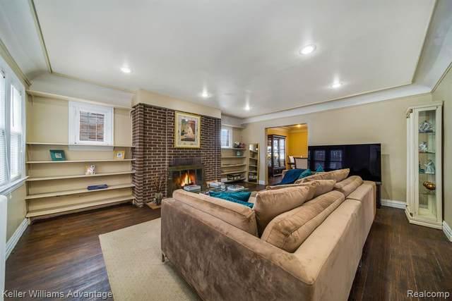 19171 Lancashire Street, Detroit, MI 48223 (#2210013713) :: The Alex Nugent Team | Real Estate One