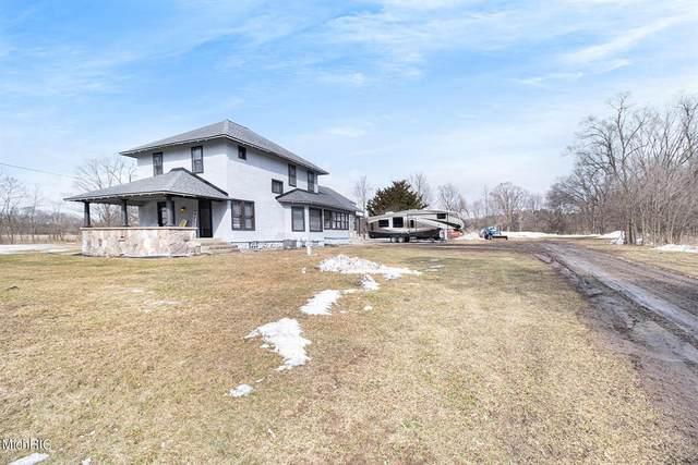 3914 Michigan Avenue W, Bedford Twp, MI 49037 (#66021006238) :: GK Real Estate Team
