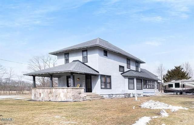 3914 Michigan Avenue W, Bedford Twp, MI 49037 (#66021006239) :: GK Real Estate Team