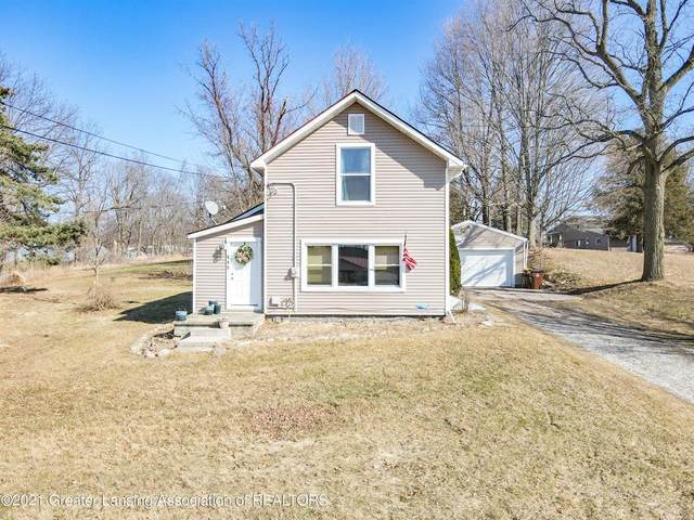 515 Russell Street, Leslie, MI 49251 (MLS #630000253413) :: The John Wentworth Group