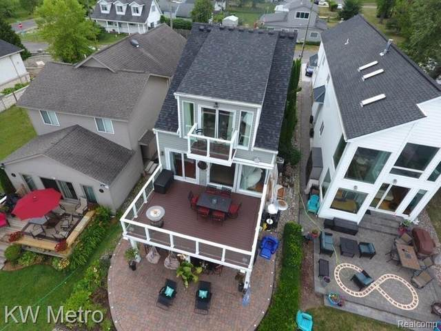 2109 W Lake Drive, Novi, MI 48377 (#2210014056) :: NextHome Showcase