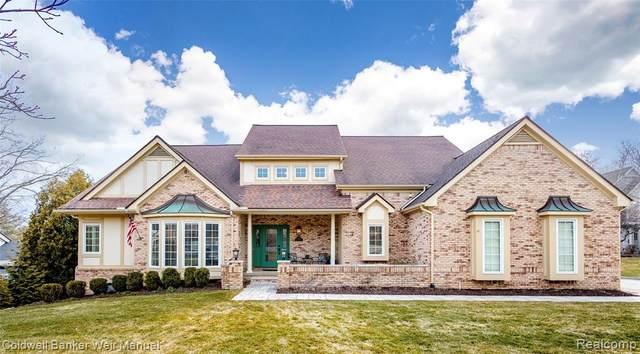 900 Mcdonald Drive, Northville, MI 48167 (#2210014300) :: Duneske Real Estate Advisors