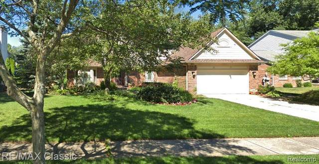 42612 Wimbleton Way, Novi, MI 48377 (MLS #2210014635) :: The Toth Team