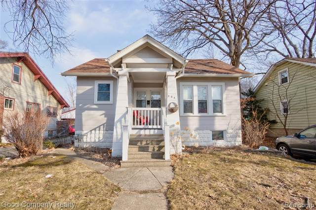 554 Withington Street, Ferndale, MI 48220 (#2210014977) :: Real Estate For A CAUSE