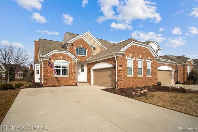 49142 Rainbow Lane S, Northville Twp, MI 48168 (#2210015398) :: GK Real Estate Team