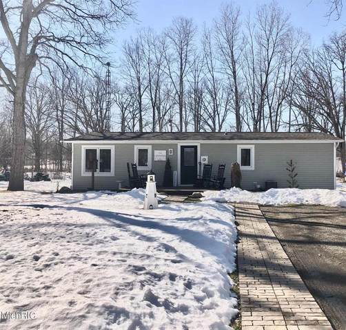 464 Oakdale Dr, OVID TWP, MI 49036 (#62021007116) :: Robert E Smith Realty